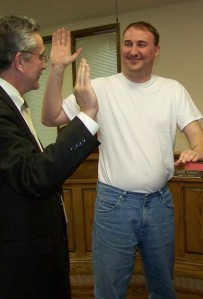 phil sworn in
